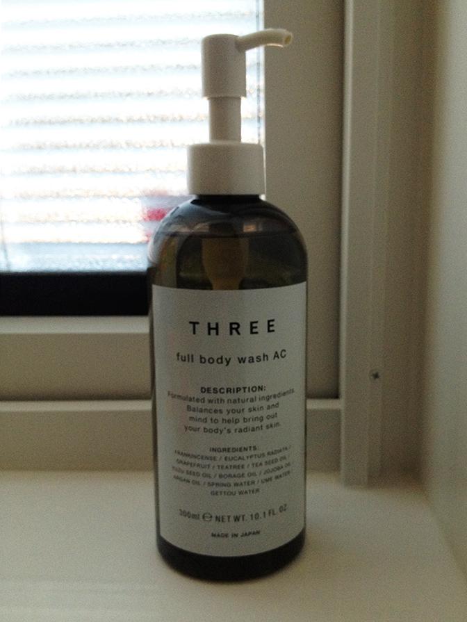 THREEボトル3