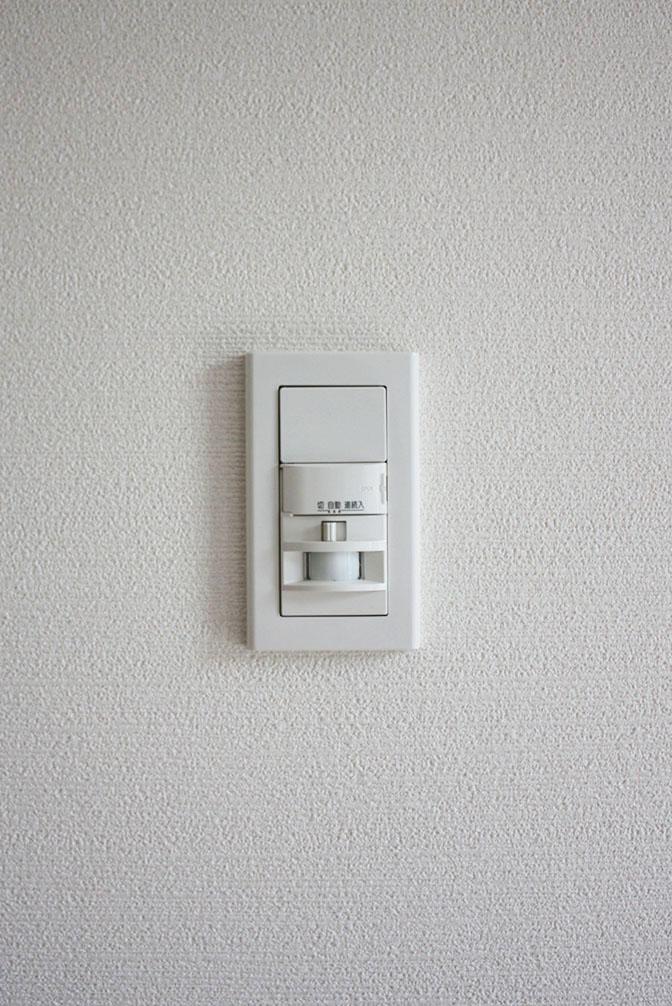 玄関スイッチ2