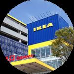 うん、確かに、爽やかだ。~IKEAが、イイところに。IKEAを、イイところに。