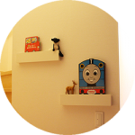 【WEB内覧会19】シンプルなボックス階段(中編)〜入居後にわかった意外ないいところ。ちょっとしたDIY。