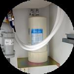入居1年(5)浄水器のフィルタ交換