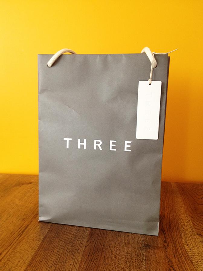 THREEショッパー