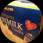 コストコ初心者レビュー〜PBブランド「KIRKLAND Signature」のOrganic SOYMILK(豆乳)バニラ味