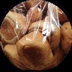 コストコに新商品!!人気商品のディナーロールに似た新しいパン。