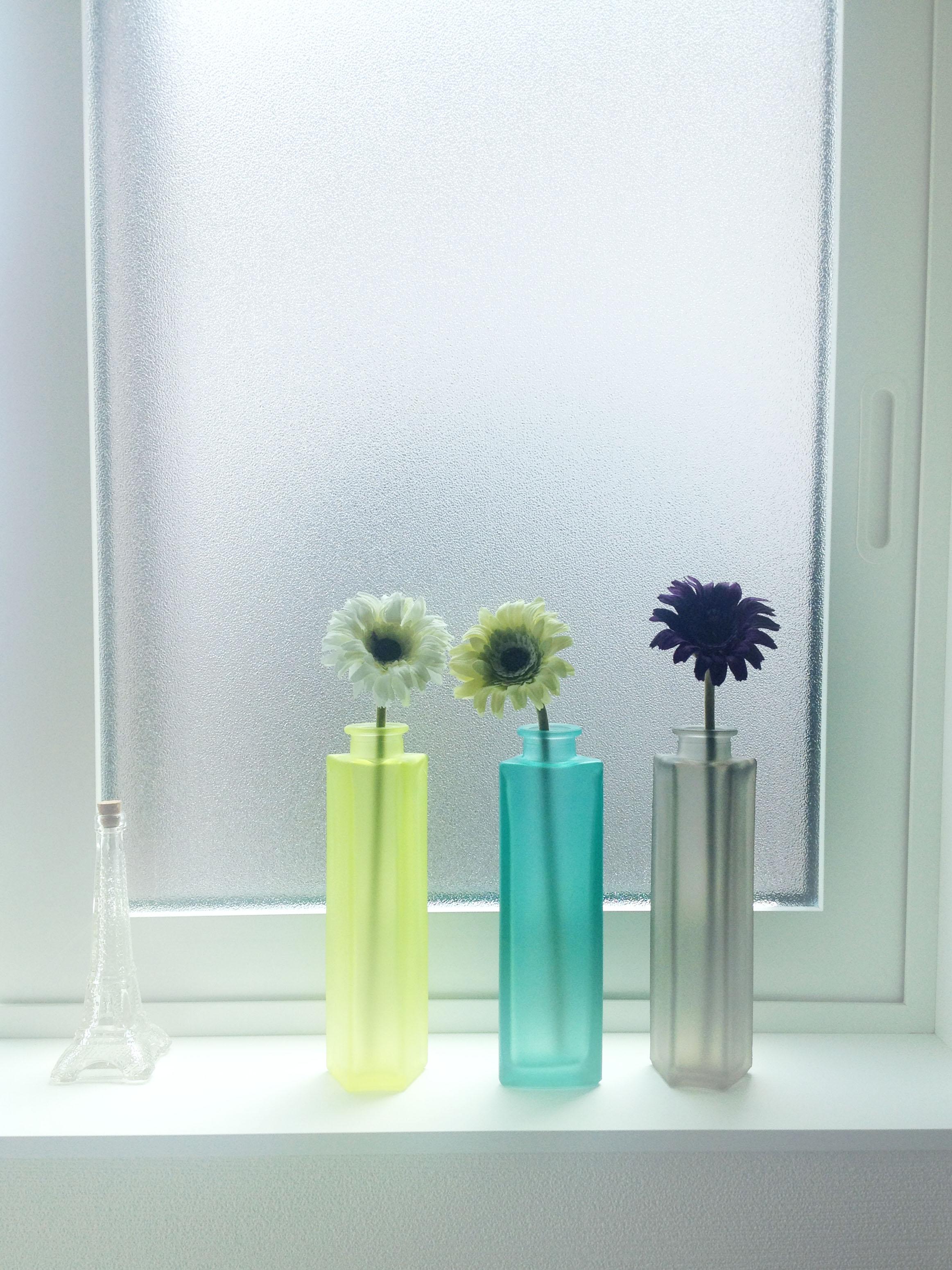 花瓶×3+花