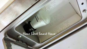 IHヒータ上LED電球 一条工務店 アイスマート i-smart 注文住宅