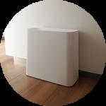 シンプルモダンなダストボックス〜ideaco TUBELOR Hi-GRANDEを「やっと」購入。