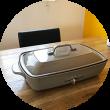 ブルーノホットプレート  グランデサイズ レビュー 一条工務店 i- smart アイスマート