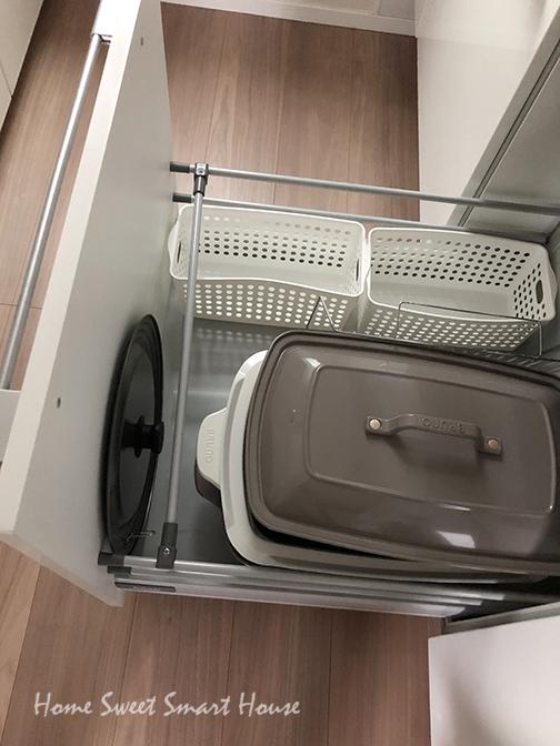 ブルーノホットプレート  グランデサイズ レビュー 一条工務店 i- smart アイスマート 収納 スマートキッチン 無印良品