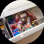 我が家の収納~食品の収納にパントリーはいるのか?