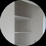 【WEB内覧会08】Black&Whiteな家の玄関(後編)〜エコカラットと土間収納