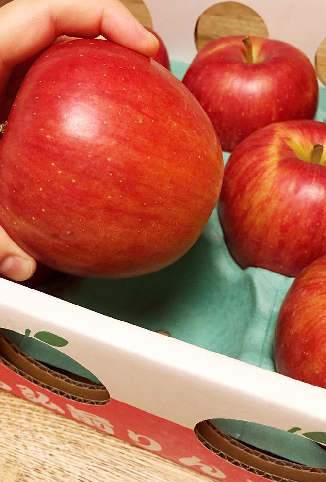 コストコりんご2