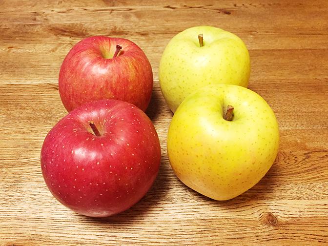 コストコりんご3