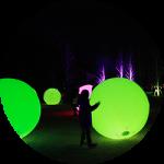 ゆったりと北欧時間。メッツァの「チームラボ森と湖の光の祭」に行ってきました。(前編)