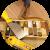 【補修】我が家の床のヘコミなど。状況とその補修方法。監督さんの補修グッズ。
